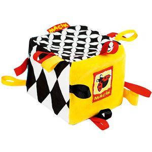 Кубик-подвеска  Black&White Macik. Цвет: разноцветный