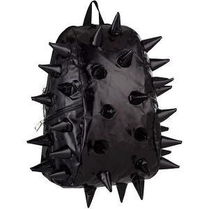 Рюкзак  Rex Full Metallic Rider, 46х36х20 см MadPax. Цвет: черный