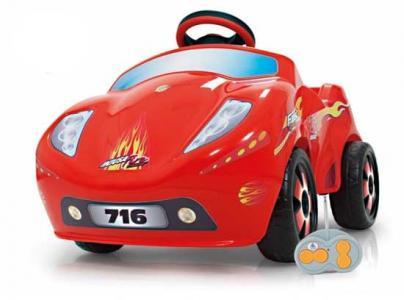 Электромобиль  Car Fire с пультом управления Injusa