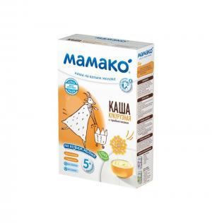 Каша  молочная с пребиотиками на козьем молоке 5 месяцев 200 г Мамако