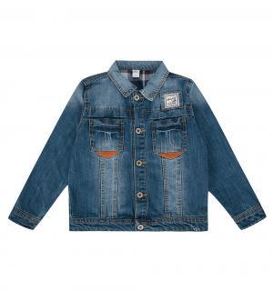 Куртка , цвет: синий Fun Time