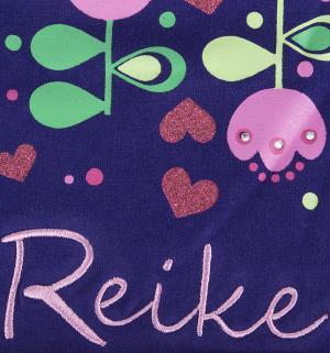 Шапка  Тюльпан, цвет: фиолетовый Reike