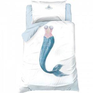 Постельное белье  1.5 спальное Fairy mermaid (3 предмета) Этель