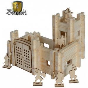 Конструктор  Замок №1 (220 деталей) Лесовичок