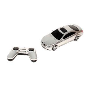 Машина на радиоуправлении  Mercedes CL63 AMG серебристая 1 : 24 Rastar