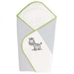 Одеяло-конверт Zebra (вышивка) Ceba Baby