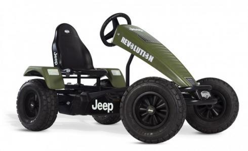 Веломобиль Jeep Revolution BFR Berg