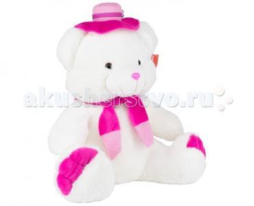 Мягкая игрушка  Мишка в шляпе большой 90 см Нижегородская