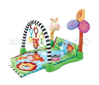 Развивающий коврик FunKids Kick & Crawl Gym FitchBaby
