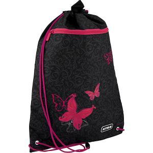 Мешок для обуви  Butterfly Tale Kite. Цвет: черный