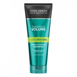 Шампунь для волос с протеином Luxurious Volume Cero Restore 250 мл John Frieda