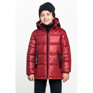 Куртка , цвет: бордовый Boom