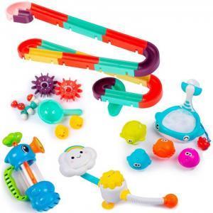 Набор игрушек для ванной Aqua Fun 4 BabyHit