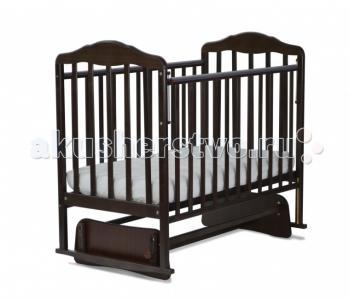 Детская кроватка  Березка 12400 поперечный маятник СКВ Компани