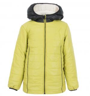 Куртка , цвет: салатовый/черный Artel