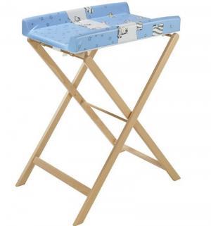 Стол для пеленания складной  Trixi, цвет: натуральный Geuther