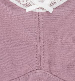 Сорочка , цвет: сиреневый Мамин Дом
