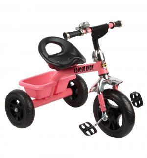 Велосипед  5181, цвет: розовый Leader Kids