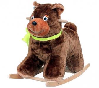Качалка  мягкая Медведь Тутси