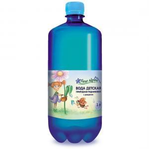 Вода  Детская питьевая, 1 л, шт Fleur Alpine
