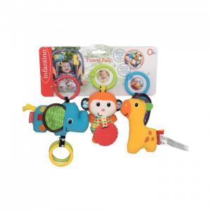 Подвесная игрушка  Набор игрушек Друзья Infantino