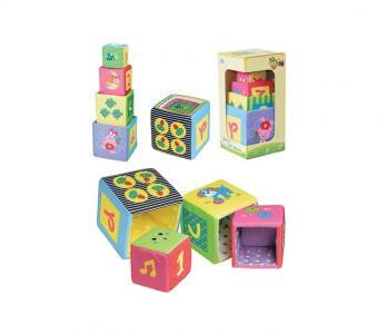 Развивающая игрушка  Набор кубиков Parkfield