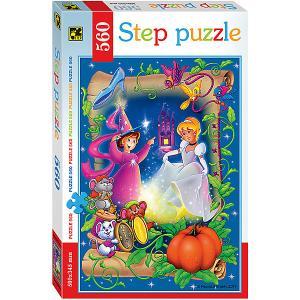 Мозаика puzzle 560 Золушка Степ Пазл