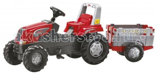 RollyJunior RT m.Farm Trailer Rolly Toys