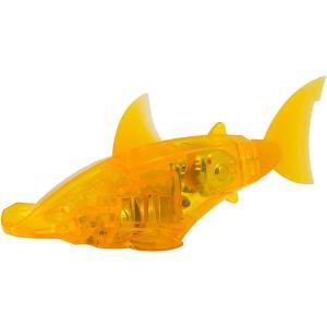 Микроробот  Светящаяся рыбка Hexbug. Цвет: желтый