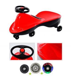 Машина-каталка  Бибикар Спорт, цвет: красный Bradex