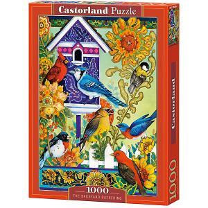 Пазл  Птичий дом 1000 деталей Castorland