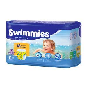 Трусики-подгузники  Swimmies, р. 3, 12+ кг, 11 шт Helen Harper