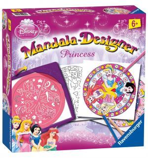 Набор для творчества  Мандала Принцессы Ravensburger