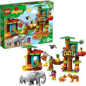Конструктор  DUPLO Town 10906: Тропический остров LEGO