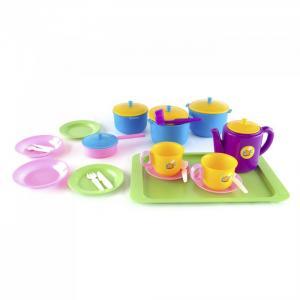 Набор посуды Обед Пластмастер