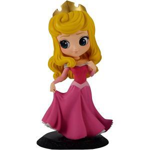 Фигурка Bandai Q Posket Disney Characters: Принцесса Аврора в розовом платье. Цвет: разноцветный