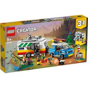 Конструктор  Creator 31108: Отпуск в доме на колесах LEGO