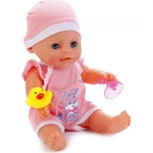 Интерактивная кукла  Пупс 32 см Карапуз
