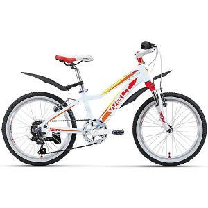 Велосипед  Edelweiss 24, оранжевый Welt. Цвет: оранжевый