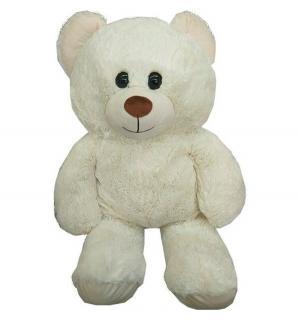 Мягкая игрушка  Медвежонок 70 см цвет: белый СмолТойс