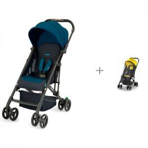 Прогулочная коляска  EasyLife 2 Select с москитной сеткой Moskito Net Recaro