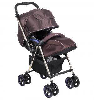 Прогулочная коляска  MiracleTurn Elit, цвет: purple Combi