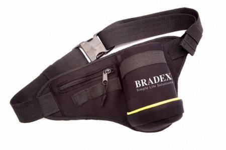 Сумка поясная для бега Bradex