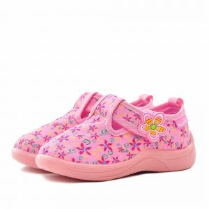 Туфли текстильные  Stars, цвет: розовый Nordman