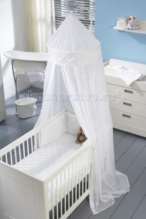 Бортик в кроватку  Ruche White 180х35 Anel