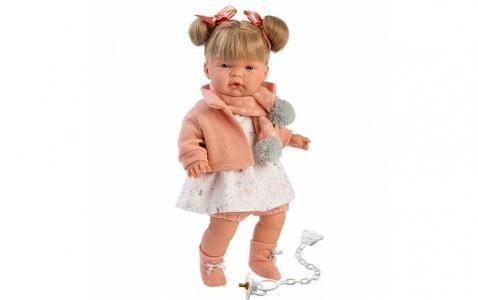 Кукла Жоель 38 см со звуком L 38334 Llorens