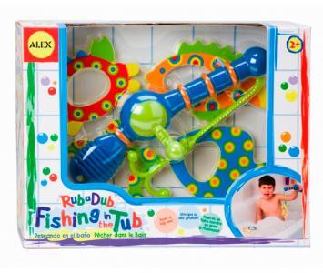 Набор для ванной Поймай рыбку Alex