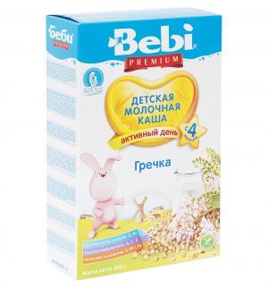 Каша  молочная гречневая с 4 месяцев 200 г Bebi