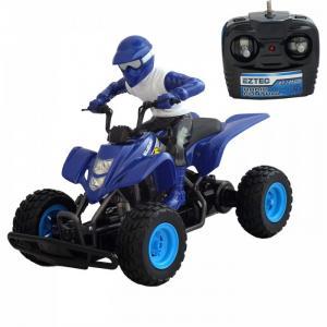 Машинка на радиоуправлении Suzuki ATV 1:7 Eztec