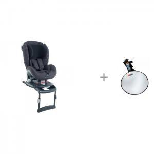 Автокресло  iZi Comfort X3 Isofix с зеркалом Baby Mirror для контроля за ребенком BeSafe